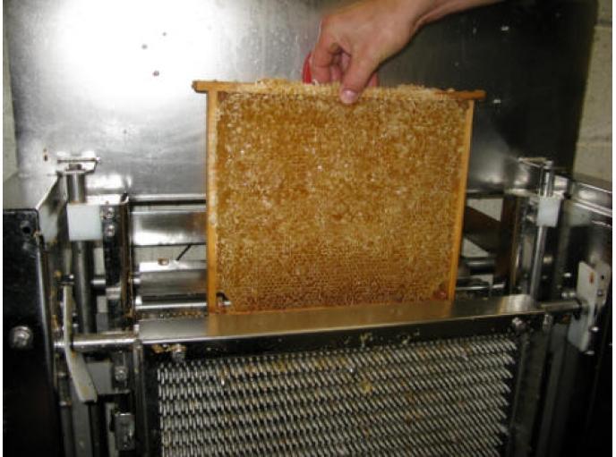 fuldautomatisk honningløsner med luft